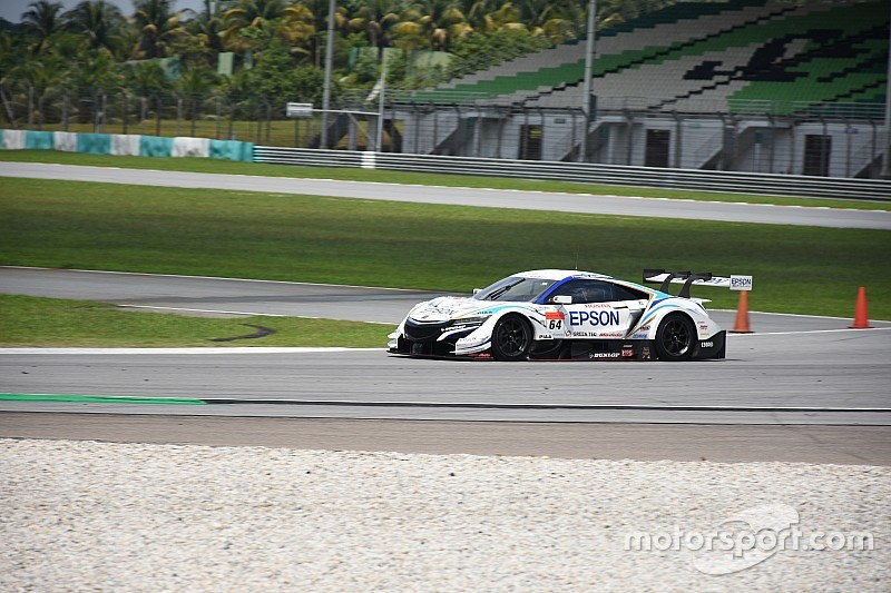 Karthikeyan joins Super GT series with Honda