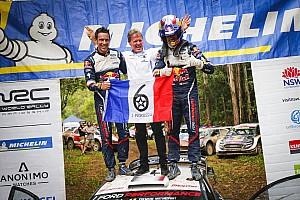 Fotogallery: Sébastien Ogier 6 volte campione del mondo WRC