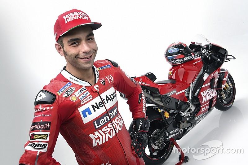 Petrucci: 2020 Ducati koltuğu için ''acelem yok''