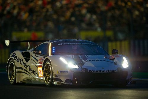 WeatherTech Racing moves up to GTE Pro at Le Mans