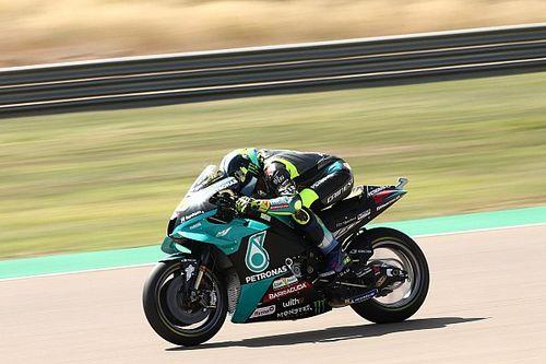 """Rossi: """"Tengo mucha curiosidad por conocer las sensaciones de Dovizioso con la Yamaha"""""""