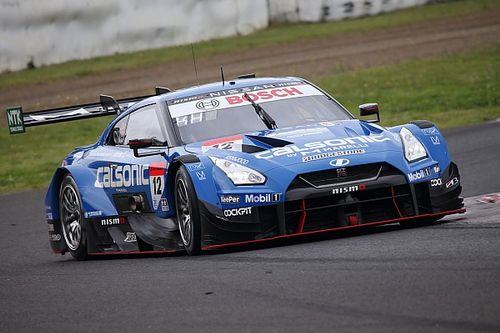 Sugo Super GT: Impul Nissan scores first win in five years
