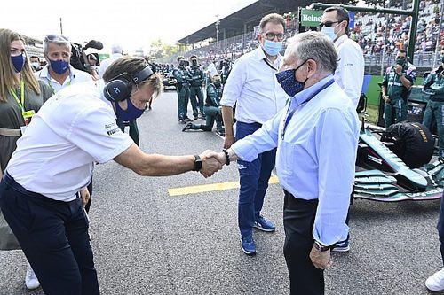 В Williams собрались стать первыми в Ф1. Но речь не про гонки