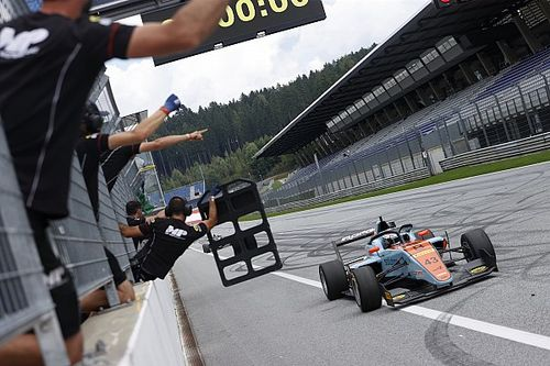 Formula Regional: Colapinto perfetto al Red Bull Ring