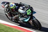 Морбиделли впервые в карьере выиграл квалификацию MotoGP