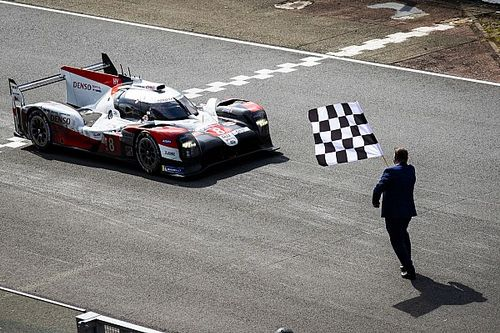 Toyota claims Le Mans hat-trick on LMP1 swansong