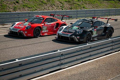 Porsche dévoile deux livrées spéciales pour les 24H du Mans