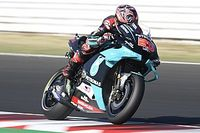 """Quartararo """"getting used"""" to riding with problematic Yamaha"""