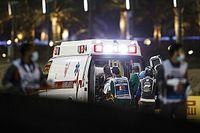 Grosjean stuurt videoboodschap vanuit ziekenhuisbed, looft halo