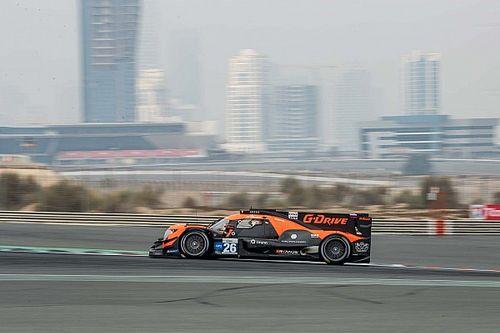 """سلسلة لومان الآسيوية: """"جي-درايف"""" تفتتح الموسم بفوز في سباق دبي 4 ساعات"""