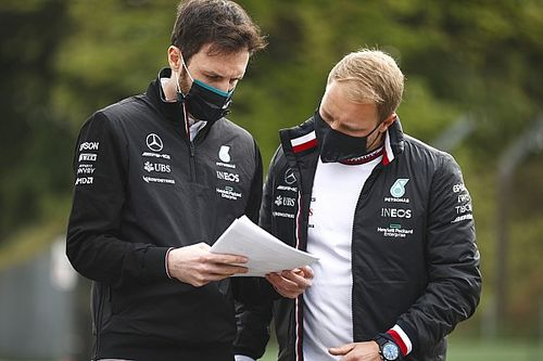 "Bottas ""lost count"" of set-up changes made in pre-Imola sim test"