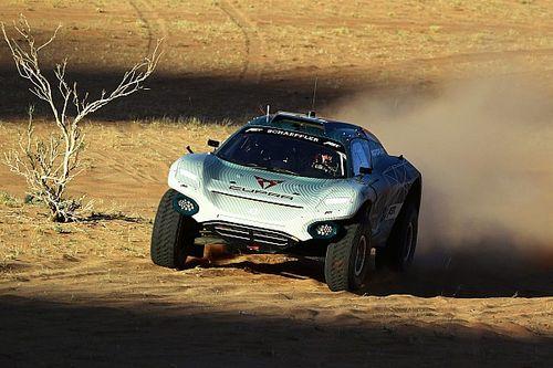 Hurtgen explains huge Extreme E qualifying crash