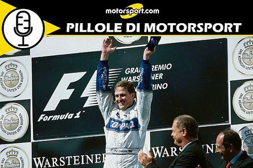 """Podcast: Imola 2001, vent'anni fa la vittoria di uno Schumacher """"diverso"""""""