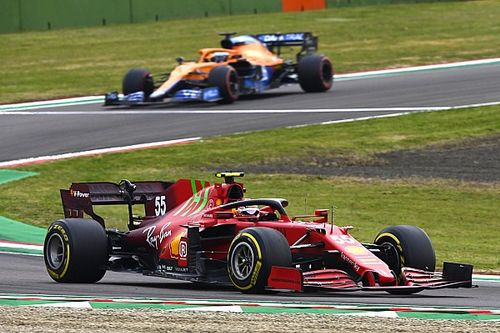 Sainz Optimistis Ferrari Mampu Taklukkan McLaren