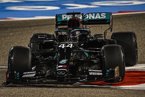 F1, Bahrain, Libere 2: Hamilton illumina la notte