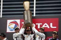 Экипаж на Porsche стал победителем гонки «24 часа Спа», надолго прерванной из-за дождя