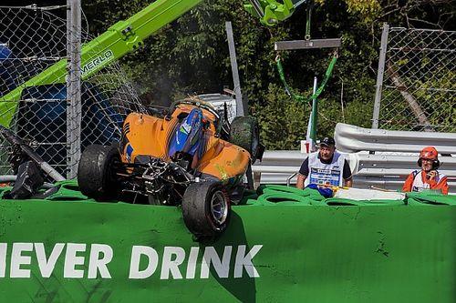 La F1 no planea cambiar los bordillos pese al peligro