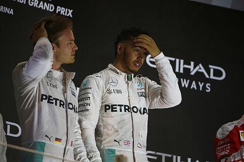 """F1 - Rosberg dá conselhos de como bater Hamilton: """"Aproveitar sua pouca motivação"""""""