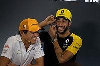 Brown, Ricciardo ve Norris'in Bathurst 1000'de yarışmasını istiyor