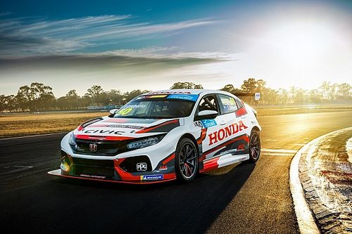D'Alberto edges Morcom to top TCR Winton test