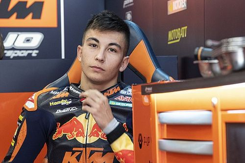 Raul Fernandez Tegaskan Ingin Tetap di Moto2