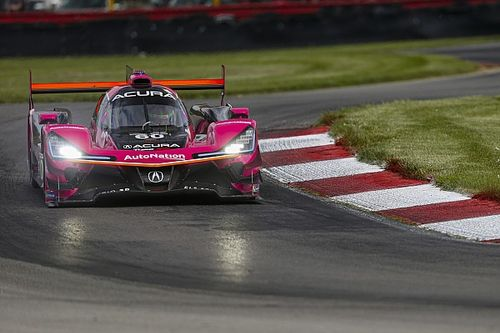 Mid-Ohio IMSA: Cameron tops second practice in MSR Acura