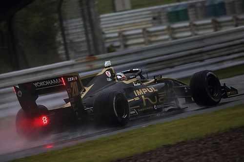 """Hirakawa """"lucky"""" to suffer DNF in half-points race"""
