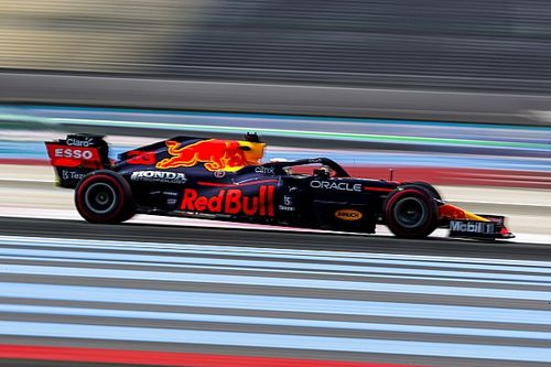 Grand Prix qualifying results: Verstappen on pole for French GP