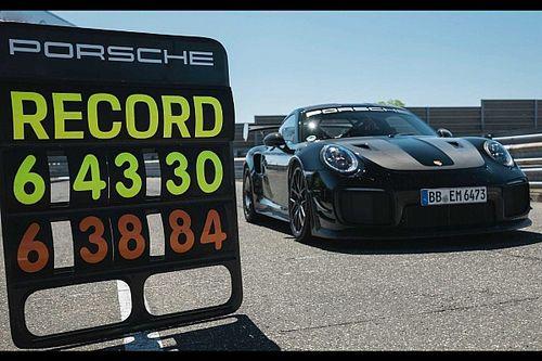 La Porsche 911 GT2 RS si riprende il record al Nurburgring