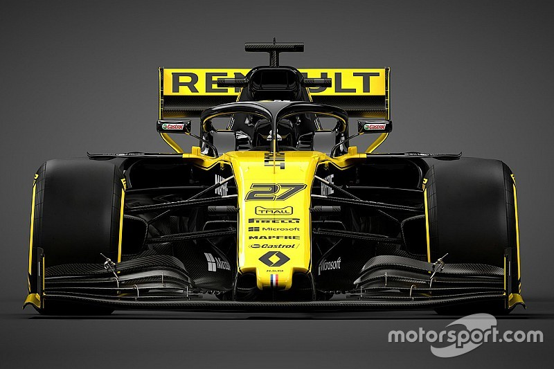 Präsentation Renault R.S.19: Die besten Fotos