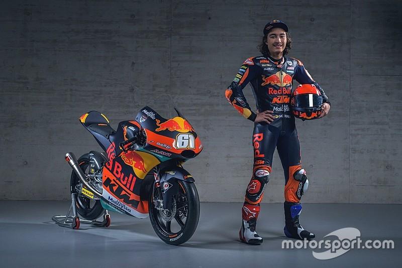 Fotogallery: ecco la nuova KTM Moto3 dell'attesissimo Can Oncu