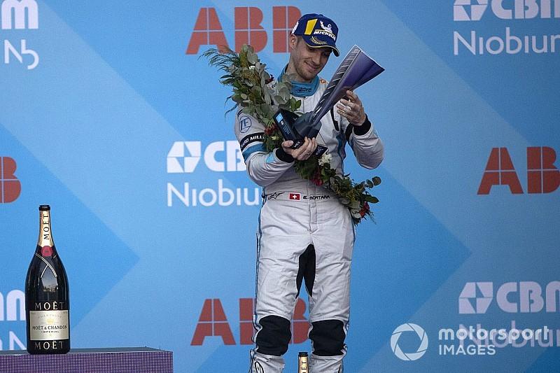 Diaporama : les suisses Buemi et Mortara dans le E-Prix de Ville de Mexico en Formule E