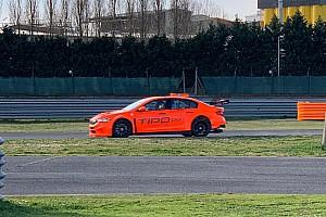 La Fiat Tipo TCR torna in pista ad Adria, si attende il nuovo motore