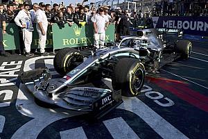 A Mercedes szerint Bottas hibátlan volt, aki kegyetlenül elbánt a mezőnnyel