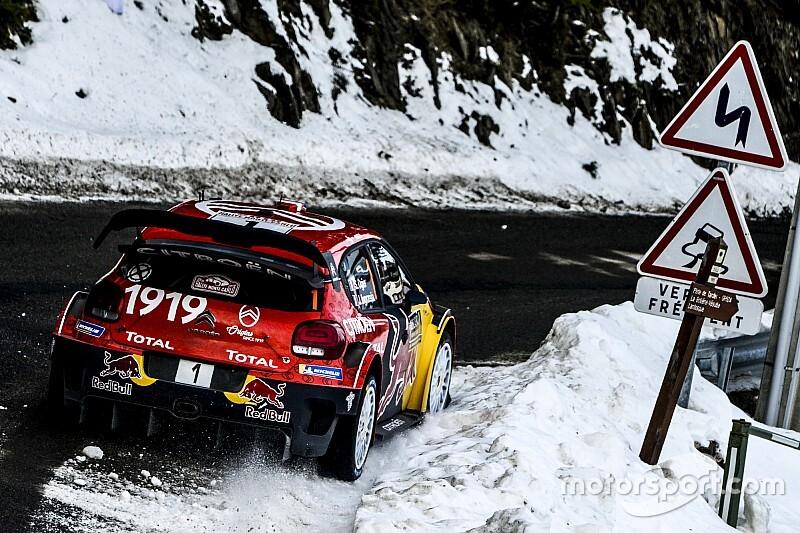 Fotogallery WRC: le foto più belle del Rally di Monte-Carlo 2019