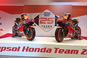 Galería: Repsol Honda desvela la nueva moto de Márquez y Lorenzo