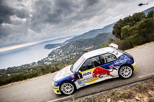 Peugeot 306 Maxi von Sebastien Loeb: Die Ziel ist erreicht