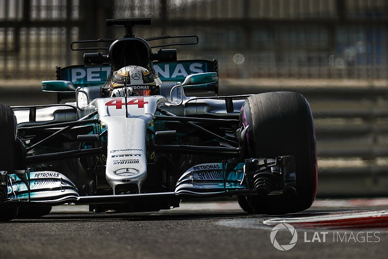 """Hamilton: """"Niente scuse se le gare di F.1 sono peggio di quelle di F.2"""""""