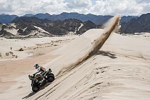Dakar Resumen de la etapa Casale a un paso de la victoria en quads