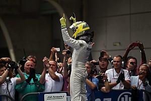 Формула 1 Самое интересное Как это было: историческая победа Росберга и Mercedes в Шанхае
