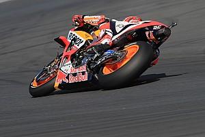 MotoGP Motorsport.com hírek Marquez a fontos győzelemnek, Rossi a fontos dobogónak örül