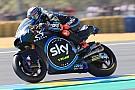 Moto2 Bagnaia centra la sua prima pole position in Moto2 a Le Mans