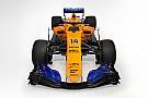 Formula 1 Analisis teknis: Apa yang baru dari mobil McLaren MCL33?