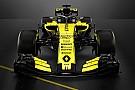 فورمولا 1 فريق رينو يكشف عن سيارته لموسم 2018