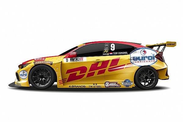 WTCR News WTCR 2018: Tom Coronel wird Honda-Fahrer