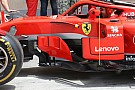 Ferrari mirror tweaks show scrutiny team is under