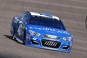 NASCAR Cup Race report Larson wins Stage 1 at Homestead, Keselowski leads title contenders