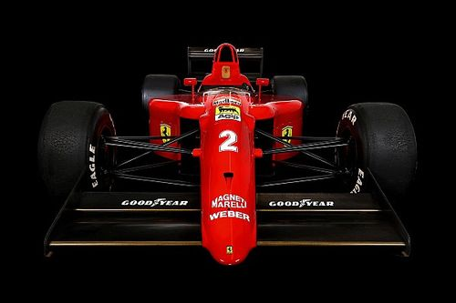 Ferrari's landmark F1 cars: Why the 641 should have won the title