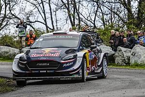 WRC Отчет о секции Ожье возглавил Ралли Франция, Леб вылетел с трассы