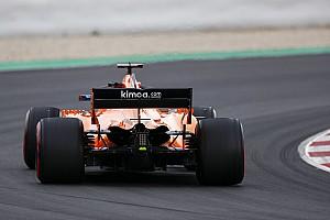 Formula 1 Breaking news McLaren takes suspension to next level